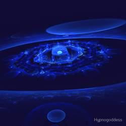 Apophysis -- Blue CosmosScape