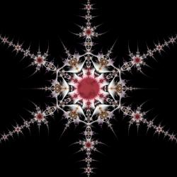 Solar Snowflake