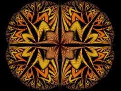 Escher Flowers
