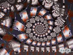 Serie espirales metal