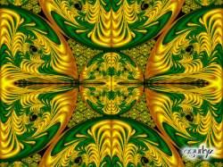 Una simetria dorada