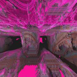 pink mandelbox