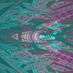 inside the mandelbox