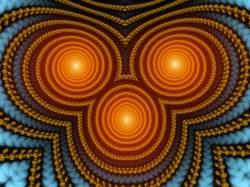 3 spirals ?