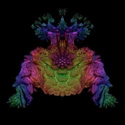 Mandelfrog