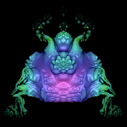 Mandelfrog (r^(iter*2)/2)