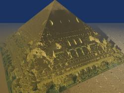 pyramid cut