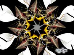 Composición octagonal