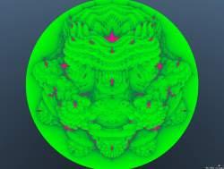 Mandelbulb iterations