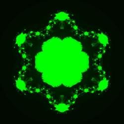 Mandelbulb Pow 7 in 2D