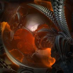 Cosmic Clockwork Meltdown