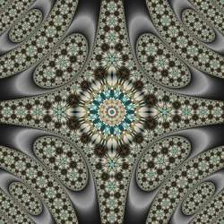 Hyperbolic Pattern 13