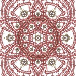 Hyperbolic Rep Tile 20