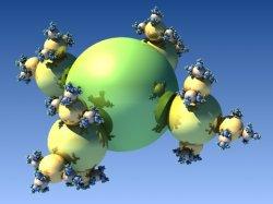 Spheres on spheres