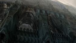 Castle's face