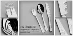 Advertisement: The Infinity Set
