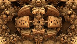 Full Mandelbulb 3D Jacket