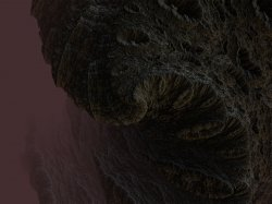 Twisted Asteroid