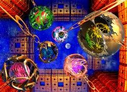 Toys fractal