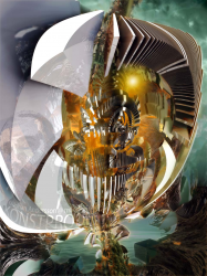 The Madonna of Fractal Mathematics