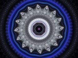 Mandelbrot Safari XXII: Radiolarian