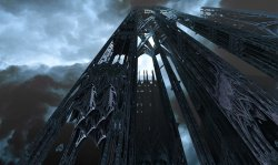 The Cathedral Of Darkness