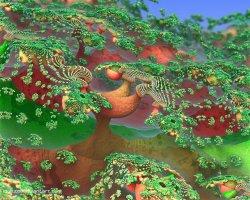 fractalForest
