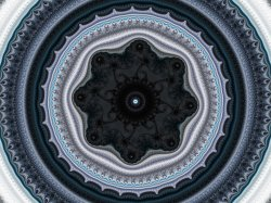 Mandelbrot Safari XXXIV: Ink Dance