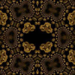 Portholes to a Fractal Universe