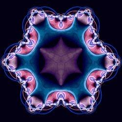A Fractal Starfish