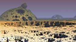 Canyon Domes