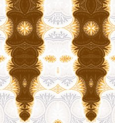 JHuf XIX: decorative pattern 4