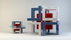 MB3D Batjorge 3D Mesh