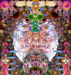 Evolvin Reappearance of Geometric Ephemeral Illuminationz