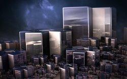 Fractal City 3