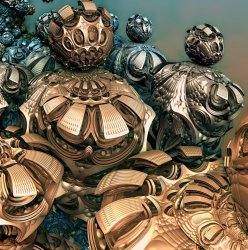 Armors of fractal world