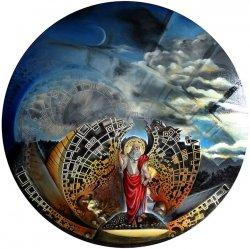 Raphael's Plato, Posing as Euclid, Angel of Geometry