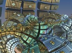 Escher Dream