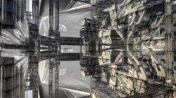 Jodrell Bank Observatory - detail #1