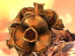 Bronzeflowers