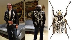 Introducing Goliath Beetle Formalwear