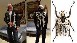 Introducing Goliath Beetle Formalwear