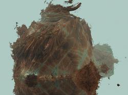 3D mandelbrot undersea