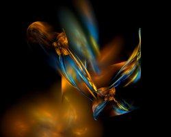 Papillon de cristal
