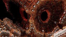 Robot eyes