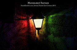 Mandelbrot Sauvage