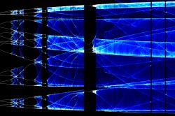Bifurcations fractals