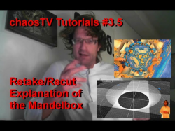 tutorial #3.5 - The Mandelbox/Amazing Box Explained in 3d