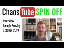 news#10 Spin Off - Interview with Joseph Presley about Fractal Art Symposium 2014