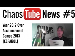 news #5 - compo 2013 announcement [ESPAÑOL]